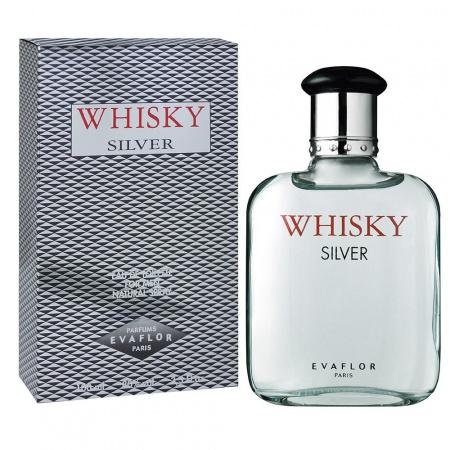 Whisky toaletní voda Silver 100 ml