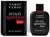 BI-ES toaletní voda Men Fabio Verso Avian Sportivo 100 ml