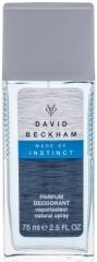 David Beckham Made of Instinct deodorant ve skle 75 ml