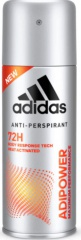 Adidas deospray antiperspirant Men Adipower 150 ml