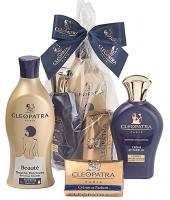 Cleopatra luxusní sada mléko 250ml+pěna 500ml+mýdlo 125 g