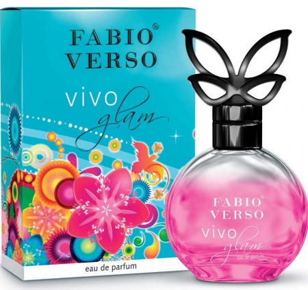 BI-ES parfémová voda Fabio Verso Vivo Glam 50 ml