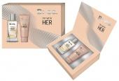 BI-ES sada Im With Her parfémová voda 100ml+sprchový gel 150ml