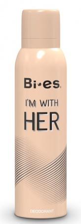 BI-ES deospray Im With Her 150 ml