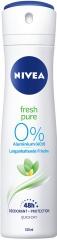 Nivea deospray Fresh Pure Jasmín 150 ml