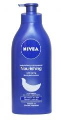 Nivea tělové mléko Body Milk 625 ml - pumpa