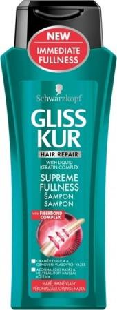 Gliss Kur vlasový šampón Supreme Fullness 250 ml