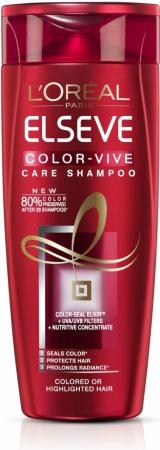 Elséve šampón na vlasy Color Vive 400 ml