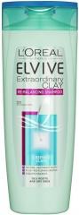 Elséve Extraordinary Clay šampon na mastné vlasy 400 ml