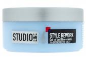 Loreal Paris Studio Line Style Rework vláknitý modelační krém na vlasy č.6 150 ml