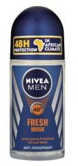 Nivea roll on Men Fresh Musk 50 ml