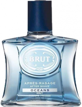 Brut voda po holení Oceans 100 ml