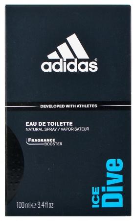 Adidas toaletní voda Ice Dive 50 ml