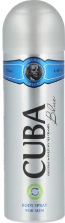 Cuba deospray Blue 200 ml