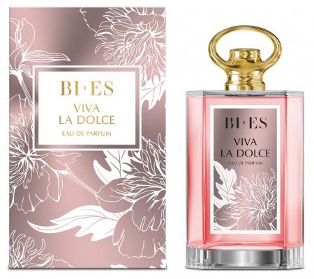 BI-ES parfémová voda Viva La Dolce 100 ml