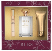 BI-ES sada Berry Darling EDP 100ml+parfém 12ml+sprchový gel 50ml