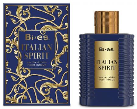 BI-ES toaletní voda Men Italian Spirit 100 ml