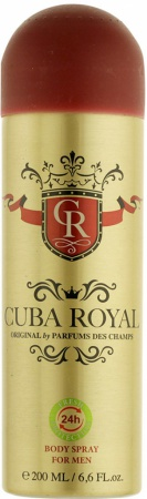 Cuba deospray Royal 200 ml