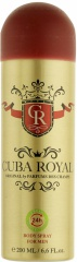 Cuba deospray Royal 200 ml