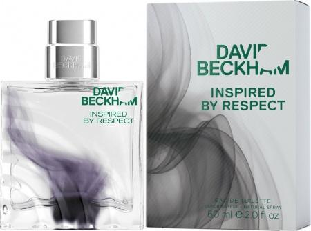 David Beckham Inspired by Respect toaletní voda 60 ml