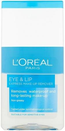 Loreal Gentle Eye & Lips Make-Up Remover odličovač očí a rtů 125 ml