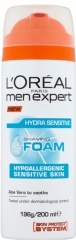 Loreal Men Expert pěna na holení Hydra Sensitive 200 ml