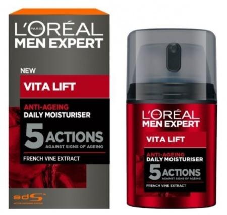 Loreal Men Expert Vitalift 5 Actions 50 ml