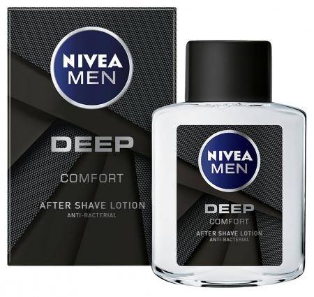 Nivea voda po holení Men Deep Comfort 100 ml