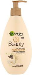 Garnier Oil Beauty Lotion zkrášlující tělové mléko 250 ml