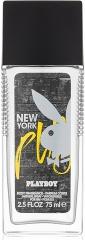 Playboy deospray ve skle Men New York 75 ml