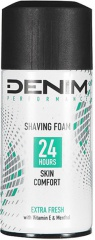 Denim pěna na holení Extra Fresh 300 ml