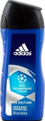 Adidas sprchový gel 2v1 Champions League 400 ml