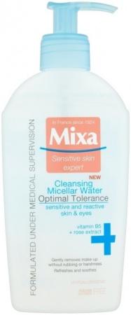 Mixa Cleansing Micellar Water Optimal Tolerance micelární pleťová voda 200 ml