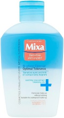 Mixa Bi-phase Cleanser Optimal Tolerance odličovač očí 125 ml