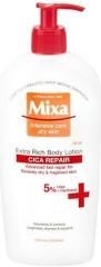 Mixa Cica Repair Body lotion tělové mléko 400 ml