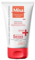 Mixa Intensive Care krém na ruce cold cream 50 ml