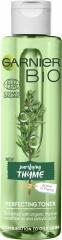 Garnier Bio Thyme zkrášlující pleťová voda 150 ml