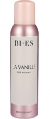 BI-ES deospray La Vanile for Woman 150ml