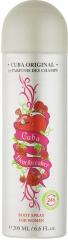 Cuba deospray Heartbreaker 200 ml