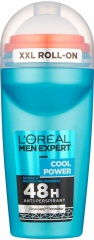 Loreal Men Expert roll on Cool Power 48H 50 ml