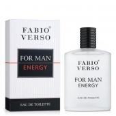 BI-ES toaletní voda Men Fabio Verso Energy 100 ml