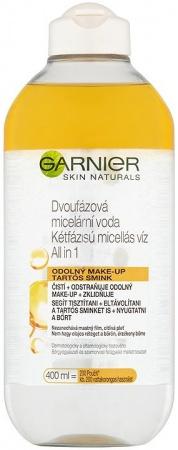 Garnier Skin Naturals dvoufázová micelární voda s Olejem 100 ml