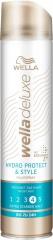 Wellaflex Delux lak na vlasy Hydro Protect & Style 4 250 ml