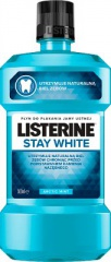 Listerine ústní voda Stay White 500 ml