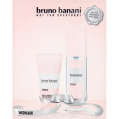 Bruno Banani sada DNS Woman 75 ml + sprchový gel 50 ml