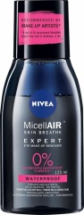 Nivea MicellAIR Expert Eye Make up Remover odličovač na oči dvoufázový 125 ml