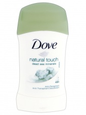 Dove deostick Natural Touch Sea mineral 40ml