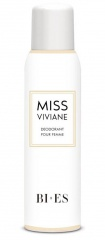 BI-ES deospray Miss Viviane For woman 150ml