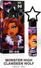 BI-ES parfém Monster High Clawdeen 15ml - TESTER