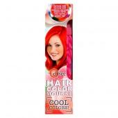 Elyseé barevné pěna 45 Poppy Red 75 ml